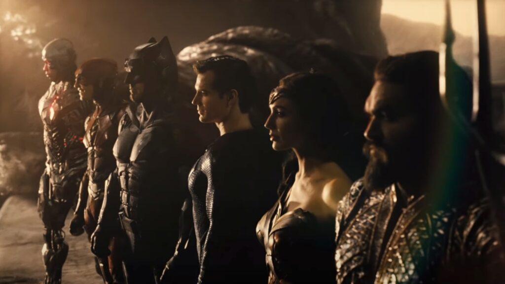Zack Snyder's Justice League Parents Guide
