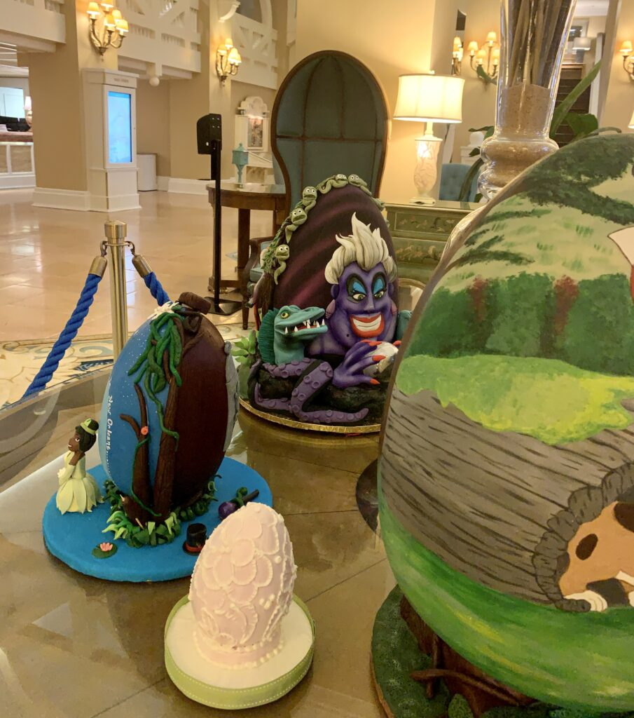 2021 Easter Eggs Beach Club Resort