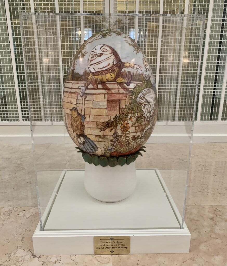Grand Floridian Easter Egg 2021