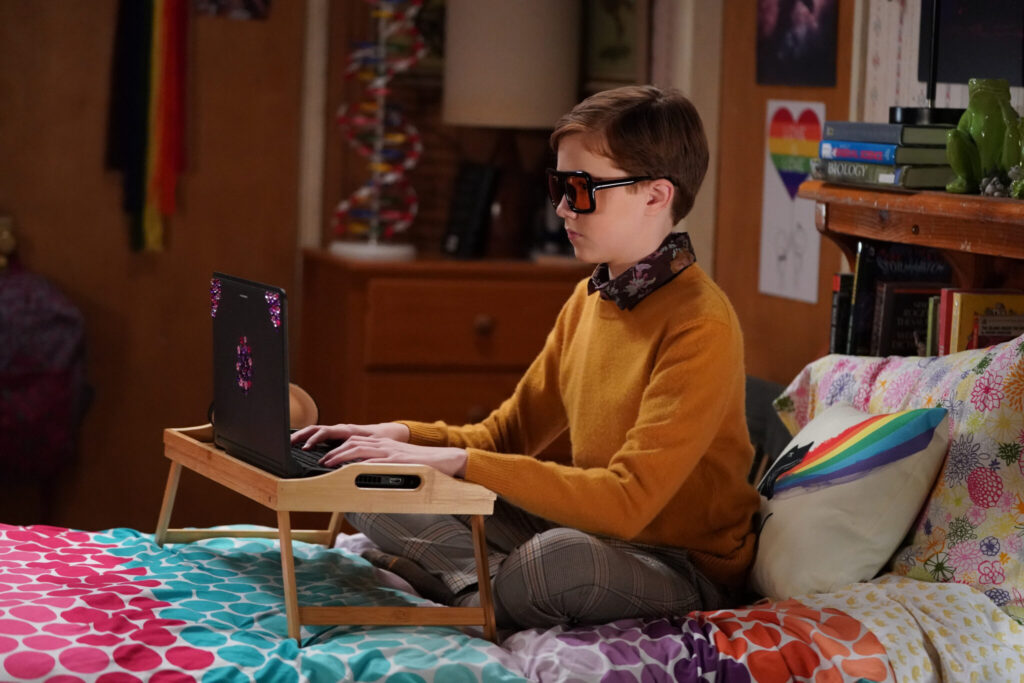 The Conners Virtual Learning Episode