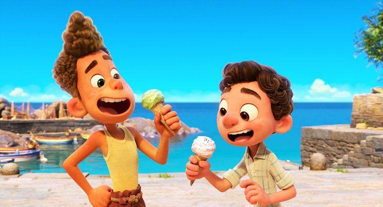 Disney Luca Gay Characters
