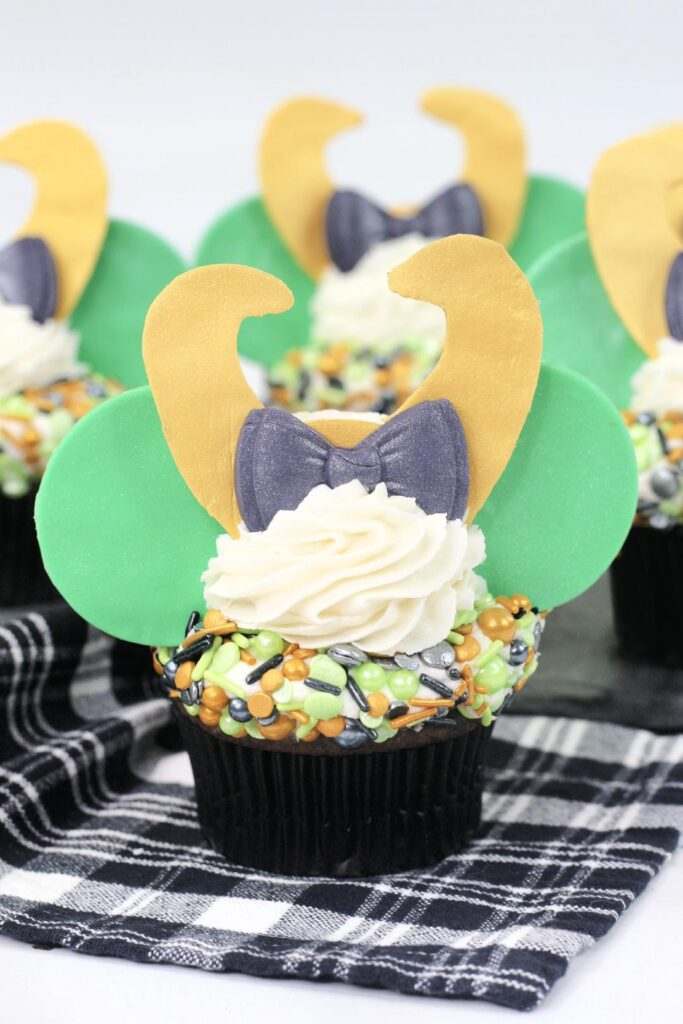 Loki Cupcake Recipe