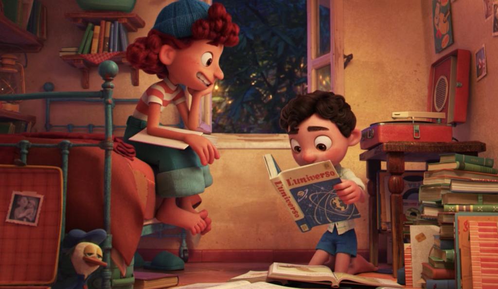 Luca Quotes Disney Plus