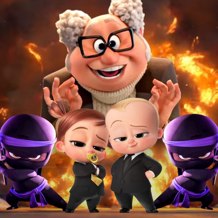 The Boss Baby Family Business Parents Guide