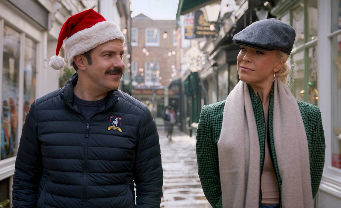 Ted Lasso Christmas Quotes