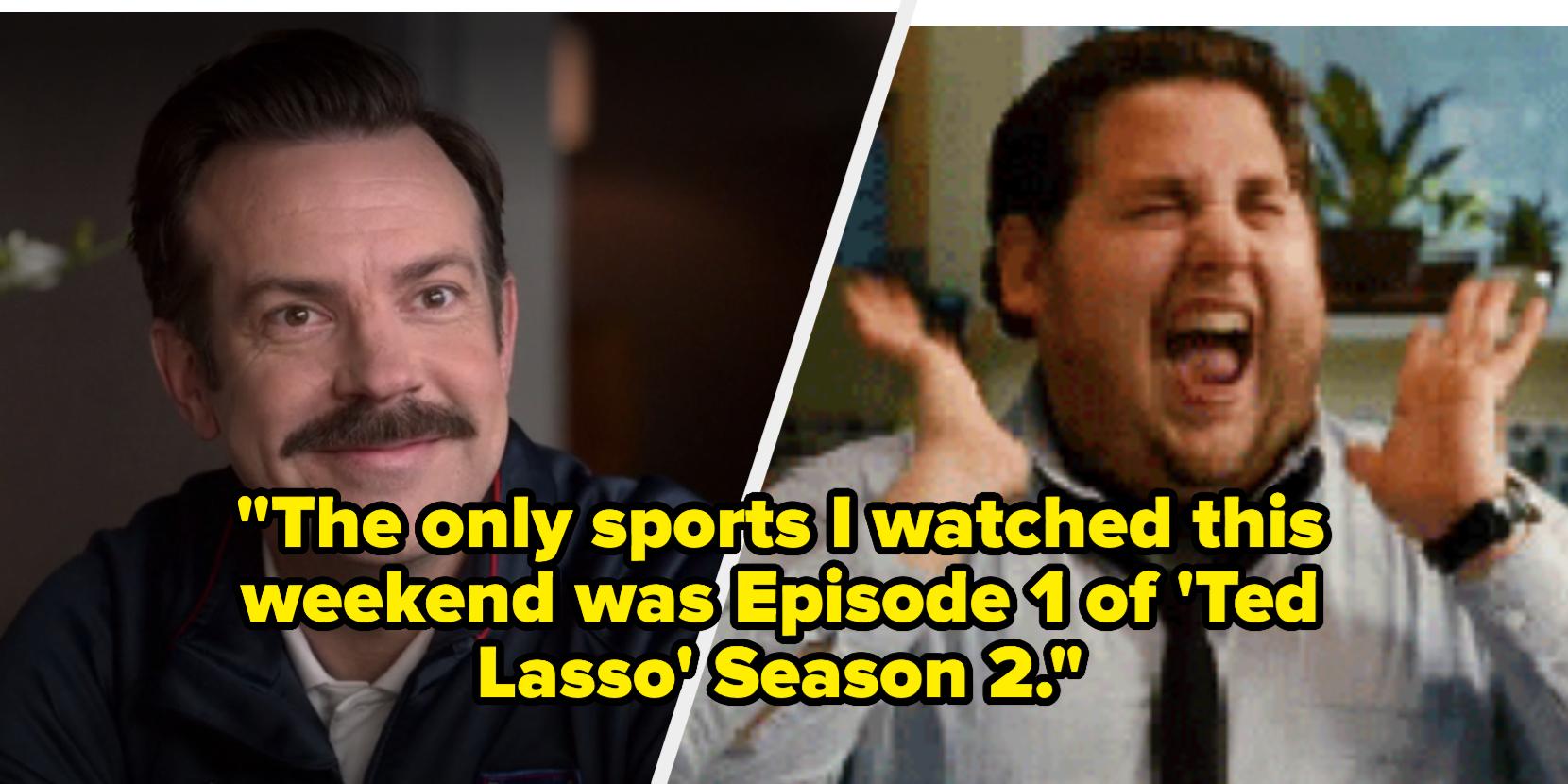 Best Ted Lasso Memes