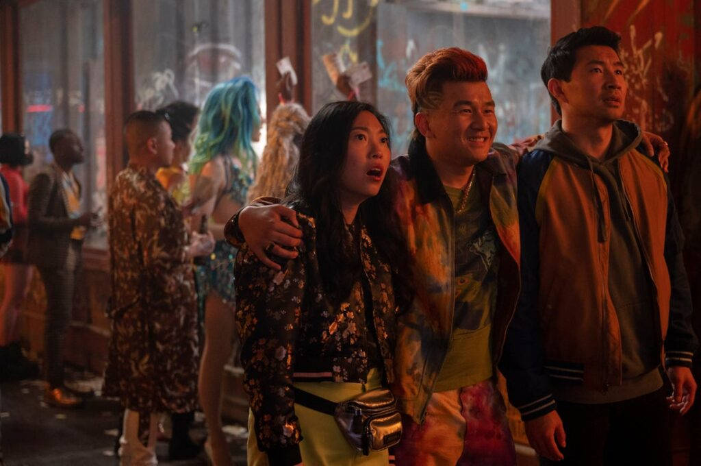 Funny Katy Quotes Shang-Chi Legend of Ten Rings