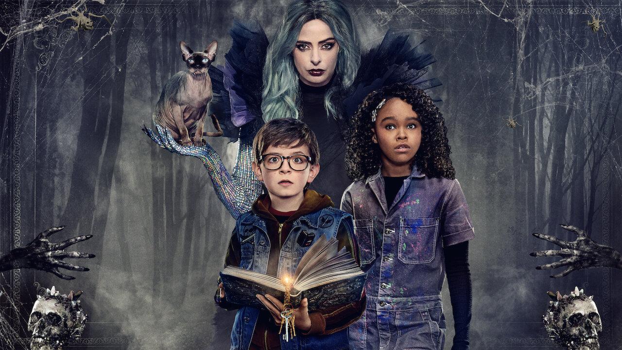 Is Nightbooks Kid Friendly?