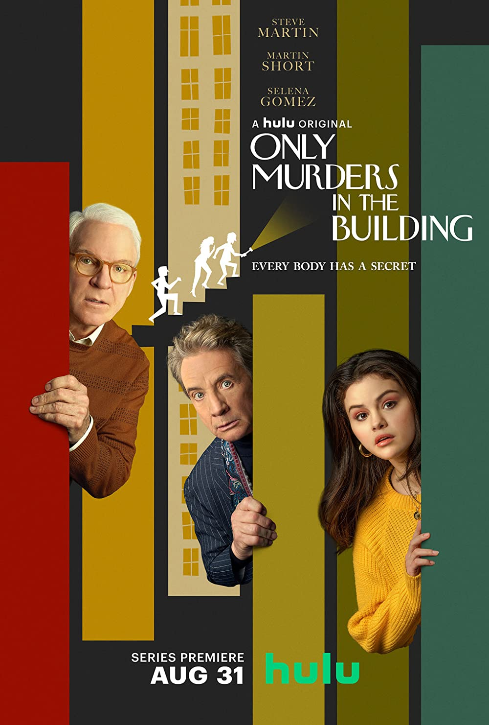 Only Murders in the Building Poster
