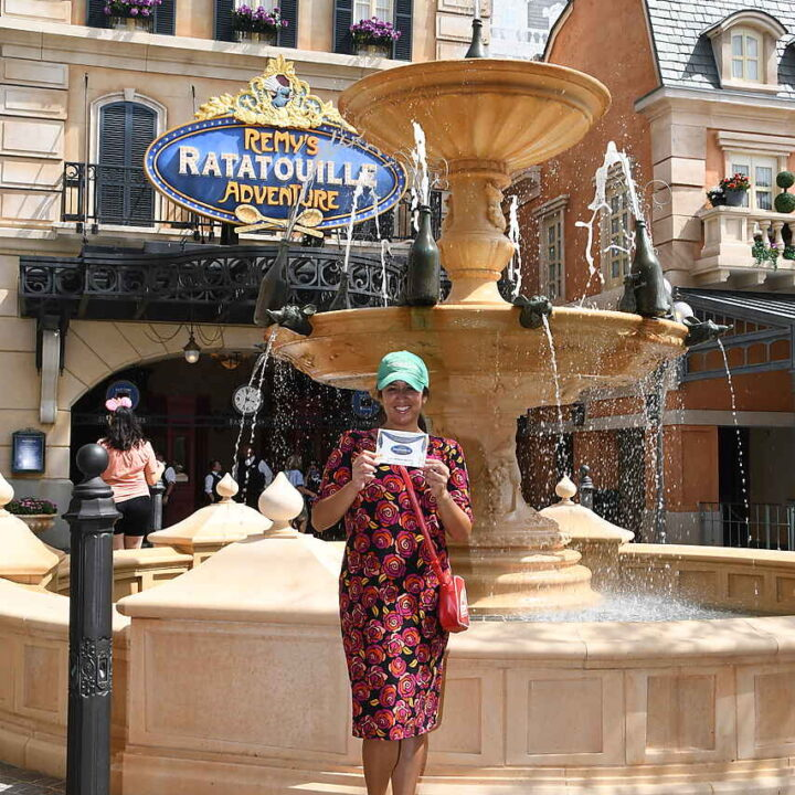 Remy's Ratatouille Adventure Motion Sick