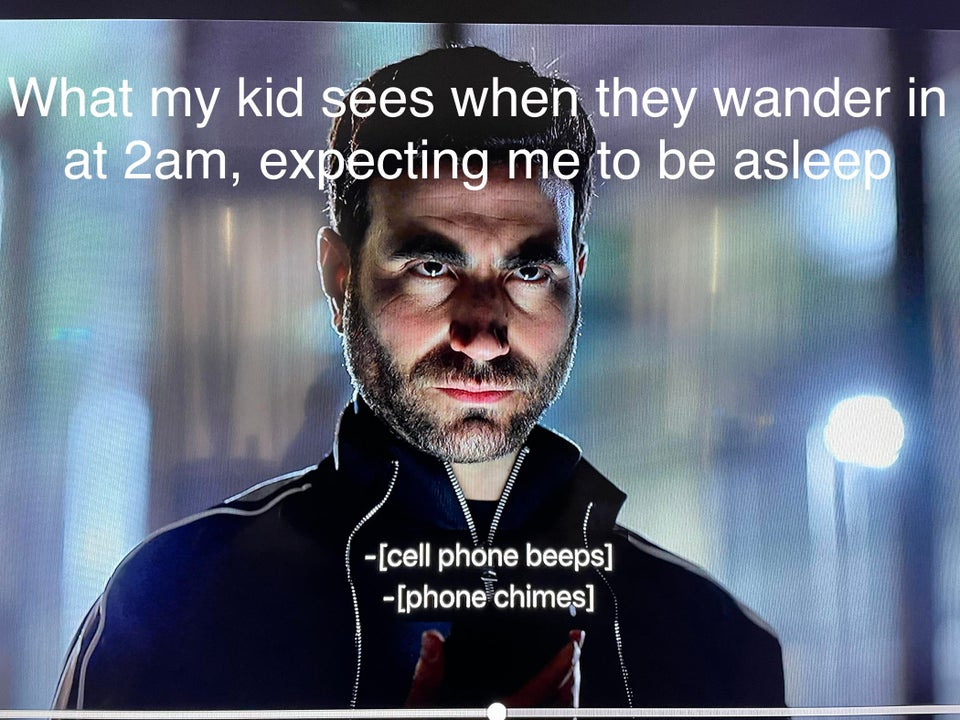 Scary Ted Lasso Meme