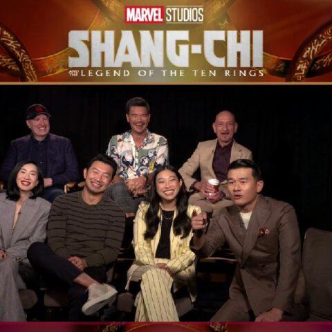 Shang Chi Press Conference