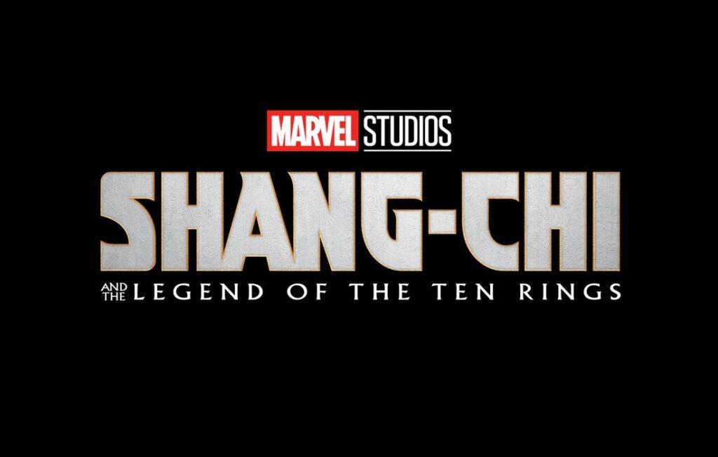 Shang Chi logo