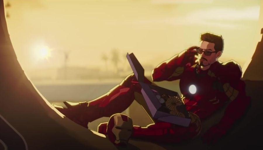 Tony Stark What If Quotes