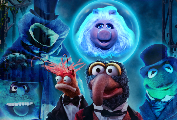 Best Gonzo Muppets Haunted Mansion Quotes