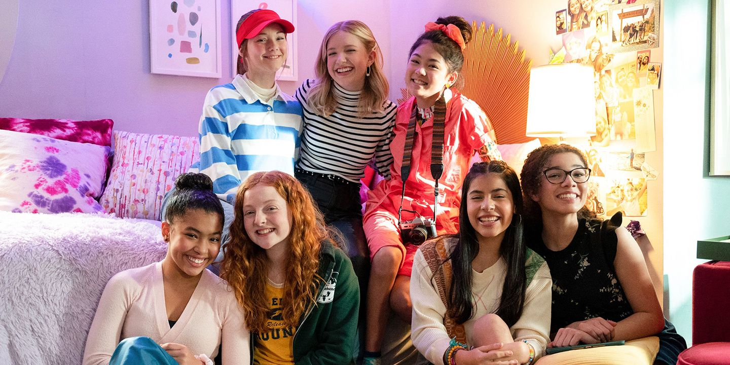 The Baby-Sitters Club Season 2 ok for kids